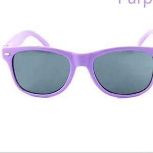 Kid's sunglasses purple age 2-6 years